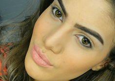Como Corrigir a Sobrancelha por Camila Coelho