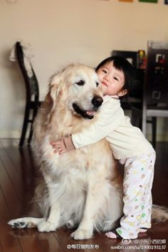 There is nothing like the.love a child has for his/her furry best friend.