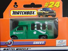 Model Matchbox Chevrolet Chevy