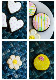 Decorated Sugar cookies | The Novice Housewife