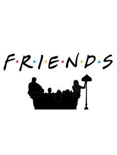 Friends Cool art