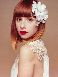 Bridal hair comb Wedding Hair Accessories by TheWeddie on Etsy, €85.00