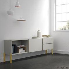 Aparadores modernos - diseño - vintage - salón - comedor - lujo ...  cocina ...