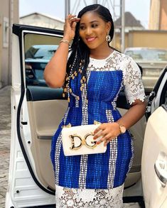 Entari Slay in these head-turning, eye-popping ankara styles - Wedding Digest Naija Blo. Short African Dresses, Latest African Fashion Dresses, African Print Dresses, African Print Fashion, African Dress Designs, Ankara Fashion, Africa Fashion, African Prints, African Fabric