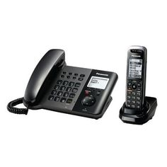 SIP DECT Corded Base and Handset