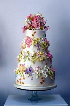 Gifts 4 U and your Friends: Вы видели когда-нибудь торты в стиле шебби шик?