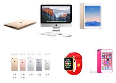 """Apple"" by laura-estrada-costa on Polyvore"