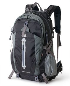 9177e7aa5948 WATERFLY Waterproof Frame Backpack for Climbing Hiking Mountaineering  Daypack -- Startling review available here (This is an affiliate link and I  receive a ...
