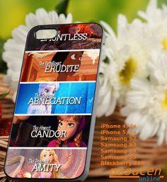 Dv disney princess   iPhone 4/4s/5/5c/5s Case  Samsung by PASUCEN, $15.00