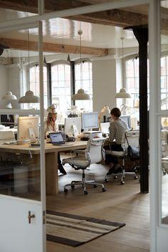 Office Interior Design, Interior Exterior, Best Interior, Office Interiors, Home Interior, Design Studio Office, Office Inspiration, Office Inspo, Home Office
