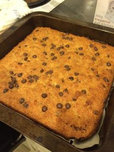 A family favourite, a very moist cake requiring just one bowl and a wooden spoon. Baking Recipes, Cake Recipes, Dessert Recipes, Desserts, Weetabix Cake, Weetabix Recipes, Cake Stall, Healthy Cake, Healthy Food