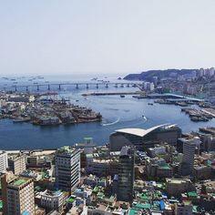 #busan #korea #부산여행 #부산타워 에서 바 - Picture by yunsikchoung - InstaWeb - InstaGram photos