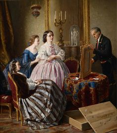 Late 19th Century Artist