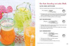 Rezept aus Leon: Kalte Erdbeerschorle