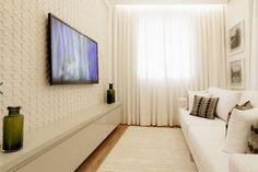 Truques de decoração para aumentar a sua sala Decor, Living Room, Living Hall, House Design, House, Small Living Room, Small Tv Room, Home Decor, Interior Design