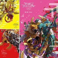 30.09.2017 | Symbiosis | Digimon Adventure Tri | #anime #digimon #digimonadventuretri #childhood