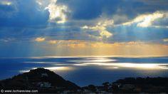 Sunbeams over Ischia  www.ischiareview.com