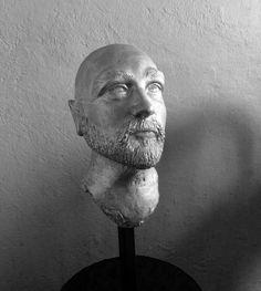 By Oğuzhan Çelik #art #fineart #oğuzhançelik #artwork #portre #portrait #sculpture #heykel #sanat #sculptures #sculptor