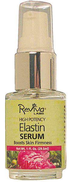 Reviva Labs High-Potency Elastin Serum Review Prime Beauty Blog