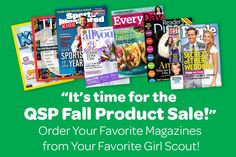 GSKSMO's Candy, Nut & Magazine Program now through Oct. 13, 2013! Help girls raise funds for fall activities and service projects! Don't know a Girl Scout? Email candy@gsksmo.org.