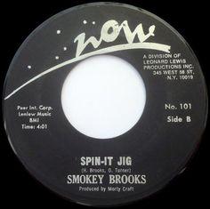 Smokey Brooks - Spin It Jig (1971)