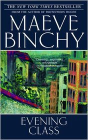 Evening Class by Maeve Binchy: Book Cover