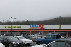Yes, K-mart in Anniston is closing down.