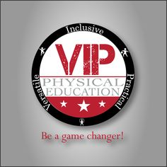 VIP Physical Education Workshop Promotion Strategy, Health Promotion, Health And Physical Education, Pe Games, October 14, Game Changer, Fun Workouts, Vip, Physics