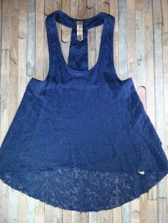 Free People Blue Hi-Lo Jeweled Back Tank Top Shirt Blouse Size XSmall Well Loved | Clothing, Shoes & Accessories, Women's Clothing, Tops & Blouses | eBay!