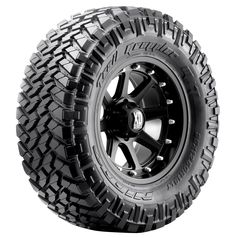 Nitto Trail Grappler. Tires on my truck. Love them.