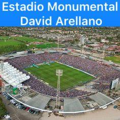 1956, Estadio Monumental David Arellano, Santiago Chile #ColoColo #DavidArellano (L9724)