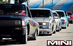 line of mini trucks!!!