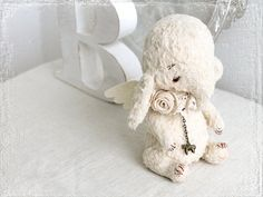 My new PATTERN Download to create teddy like Elefant by zverrriki