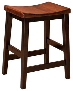Amish Coby Stationary Bar Stool LaGrange Amish Chair Collection Our Amish Coby Stationary Bar Stool is handcrafted in the Hoosier state and perfect to put around your kitchen island or the bar i