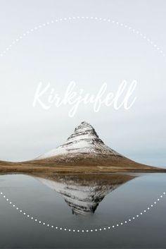 Kirkjufell – der berühmteste Berg Islands