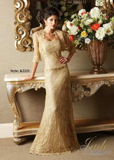 mother of the bride gown | Mother of the Bride Evening Dresses