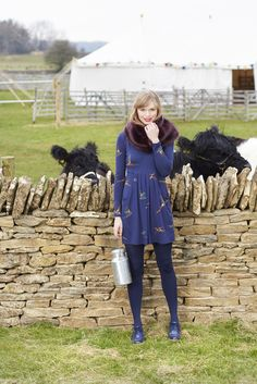 Out on the farm or out on the town, either way this is cute!  Best in Field for 25 years 1989-2014 #JOULESJUBILEE