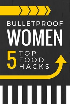 Here are five great tips for women looking for #weightloss on the Bulletproof #diet.