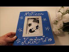 DIY: Flüssiger Deckel für Notizbuch