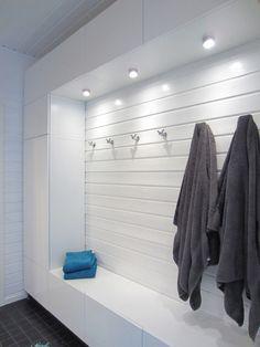 Awesome 48 Wonderful Home Sauna Design Ideas Spa Sauna, Sauna Room, Portable Steam Sauna, Sauna Design, Finnish Sauna, Changing Room, Steam Room, Laundry In Bathroom, Saunas