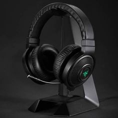 Razer Kraken 7.1 Chroma On Ear Gaming Headset - Black RZ0401250100R3U - Micro Center