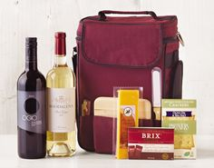 Picnic Duet Basket - Wine of the Month Club - $76.00