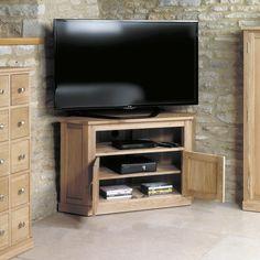 bonsoni mobel oak corner television cabinet brand new contemporary oak corner tv cabinet https