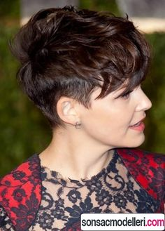Hair styling can be regarded as a distinctive talent. Short messy pixie hair appears awesome whenever the locks are straight. Short hair is simpler to look after. Undercut Hairstyles, Funky Hairstyles, Short Hairstyles For Women, Short Undercut, Cropped Hairstyles, Undercut Pixie, Disconnected Undercut, Amazing Hairstyles, Braided Hairstyles