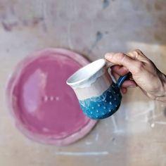 Ceramics, Tableware, Instagram, Ceramica, Dinnerware, Dishes, Ceramic Art, Clay Crafts, Place Settings