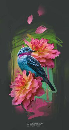 Watercolor Animals, Watercolor Art, Vogel Tattoo, Temporary Tattoo Designs, Small Meaningful Tattoos, Tattoo Project, Bird Artwork, Tattoo Sketches, Art Sketchbook