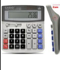 Micro hidden calculator camera