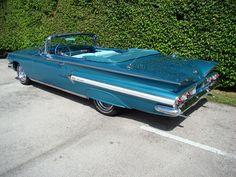 1960 Chevy Impala 348 Tripower