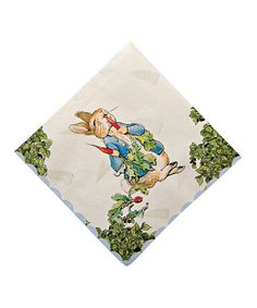 Take a look at this Peter Rabbit Large Napkin - Set of 40 by Meri Meri on #zulily today!