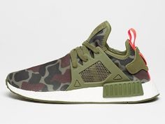 Cooler adidas NMD in Tarnoptik. Camouflage at its best.